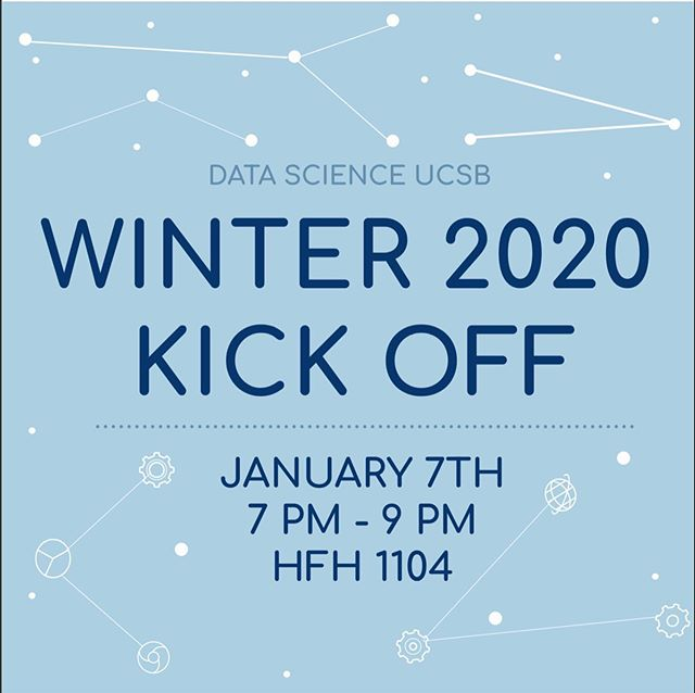 Winter 2020 Kickoff